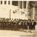 Les Chanteurs Montagnards d'Argelès en voyage
